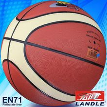 for Europen and America market PVC PU leather children basketball balls
