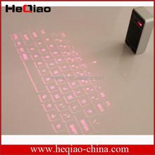 Wholesale price projector keyboard Mini Wireless Virtual Laser Keyboard