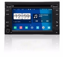 new andriod 4.4.4 & s100 menu car dvd for VW GOLF4/B5 TID-M016