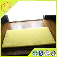 high refined 100% pure beeswax foundation /bee wax sheet