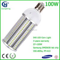 Prefessional factory corn led lamp e40 100 watt