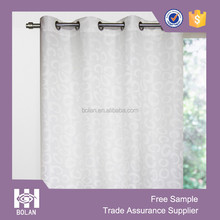 Polyester Jacquard window curtain,custom window curtain, modern simplicity ,curtain from china