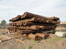 Used Rails R50-R65 ( Ferrous Scrap )