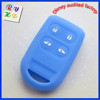 Factory direct remote car key shell case for 4 Buttons Silicone Auto Key Cases