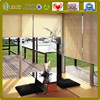 Nature color simple design decor window printing drapes from china