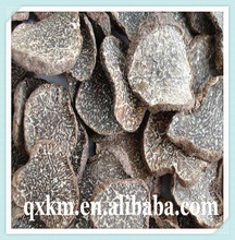 Sliced Piece Shape Dried Chinese Black Truffles For Sale