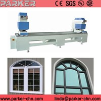 pvc maquina ventana de soldadura / pvc window welding machine