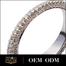 Polly nuevo mejor diseño del anillo para mujer anillo de plata