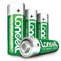 LONCELL Brand extra heavy duty 1.5v aa r6 um3 dry batteri