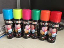 Nonflammable Color Party Silly String Wholesale