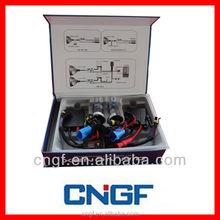 Hottest sale!!! 9006 35w 55w 8000k, slim ballast single bulb hid xenon kit