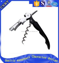 chuangxinweiyue custom metal screw top bottle opener