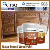 CYSQ Water Based pu transparent furniture wood primer