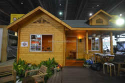 Hot Sale Fast Build Wooden House