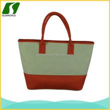 Wholesale custom cheap tote bag canvas women s handbags