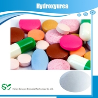 High Quality Hydroxyurea 127-07-1 Fast Delivery Lowest Price BULK STOCK!!!!!!