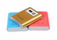 Professional Custom Ultra Slim Portable Handy Power Bank Charger mobile battery