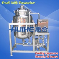 Small milk pasteurization machine for sale