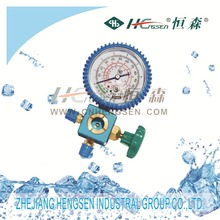 Three-way valve/Refrigeration Fittings/1-way manifold gauge set valve