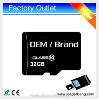 Upgrade memory card 32gb micro card cheap wholesale