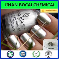 high leafing bright aluminum paste for chrome color nail polish paint pigment