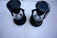 rechargeable solar camping hand crank dynamo lantern