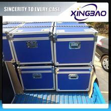 Speaker flight case with caster,aluminum makeup flight case