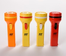 New product China supplier rechargable 9LED 700mAh powerful light led flashlight torch