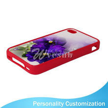 Vesub Blank Phone Case for Iphone 4 Sublimation womens hot sex images mobile phone case