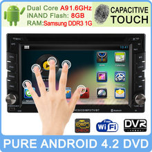 car dvd gps for ssangyong rexton and all car models with Bluetooth Phone TV USB Ipod wifi 3G