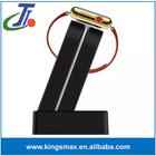Portátil de plástico doca de carregamento Station plataforma para a apple assista suporte de carga suporte Docking Station