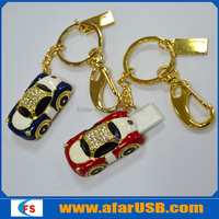 Crystal Pendrive 2.0 ,USB Brand Car key ,Jewerly USB Flash Drive 1GB With Chip