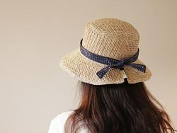 straw golf hats