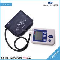 Medical CE Approved LCD Screen Arm Type Digital BP Monitor , BP Apparatus , BP Machine