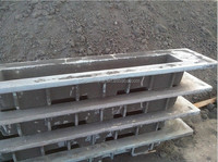 spheroidal graphite cast iron ingot mold with high quality