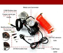 HF-FS220(05) AC 220V Car Air Compressor Car Tire Ball Soccer inflator air compressor Portable Mini air compressor