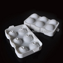 Silicone Material and Ice Cream Makers Ice Cream Tools Type Groovy set 0f 6 Ice Pop Popsicle Molds