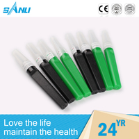 health products various type smooth and sharp bd needle for vacutainer