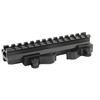Funpowerland Quick Release Long Double Rail Angle & Riser QD Bracket Mount 20mm Base for .223 5.56 Picatinny Weaver Rail
