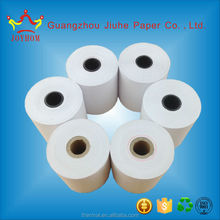 Popular and long storage period thermal paper for bank notes