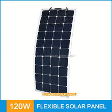 OEM/ODM amorphous silicon thin film flexible solar panel