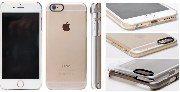 ultra slim clear plastic phone case wholesale clear phone case for iPhone 6 6s