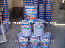 factory: good price, black and red PU (polythurethane) coating for roof waterproofing