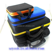 Plastic carrying case with handle tool case with handle foam insert wholesale