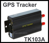 2015 hot Selling GPS tracker TK103 with ACC/Door/Engine control , Cut off engine remotely by SMS