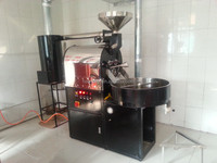 chian munufacturer 3kg coffee roaster/coffee roasting machine for home and shop use