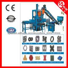 Máquina de bloques de hormigón Línea de producción de bloque