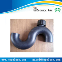 Factory HDPE siphonic roof system 110mm S trap with access
