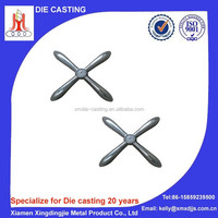 aluminum alloy die casting four legs star chair base