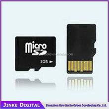 2015 most popular mini secure digital memory card 2gb